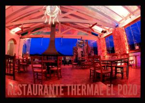 baños de mula restaurante thermae el pozo noche