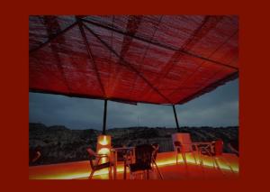 los baños de mula terraza cafe del rio noche