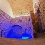 baños de mula el pozo nacimiento de las aguas termales