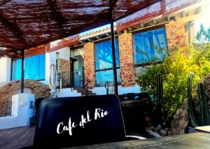 los baños de mula cafe del rio