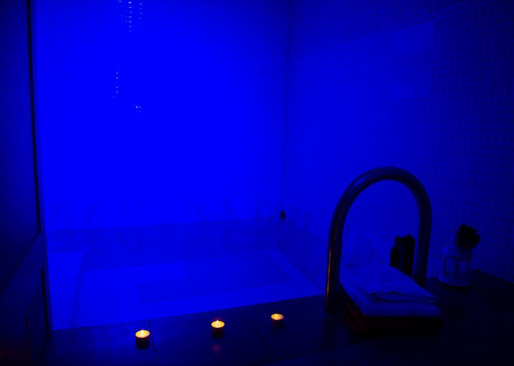 baños el pozo baño verde