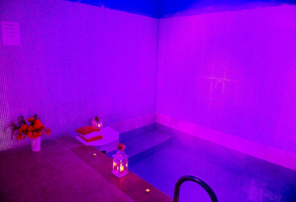 baños el pozo termas baño lila